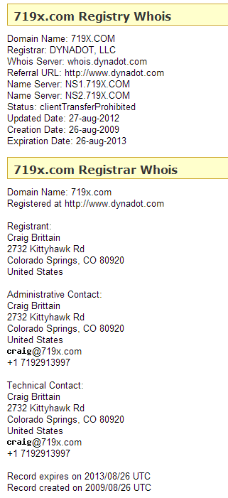 Craig Brittain 719x.com